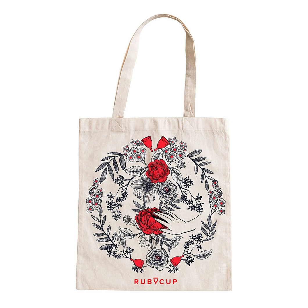 Ruby Tote Bag - happeriod