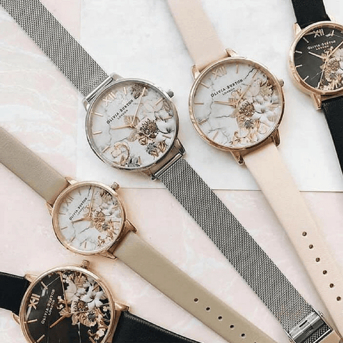 Nouvelle collection Olivia Burton