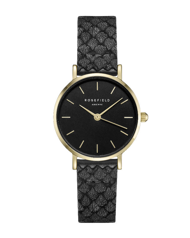 Montre Rosefield THE SMALL EDIT Noir Noir 26BBG-262 - PRECIOVS
