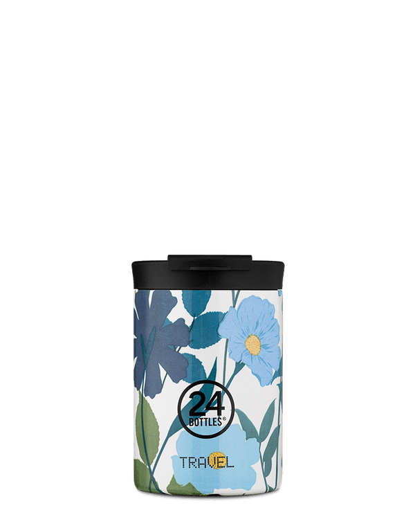 Mug isotherme 24Bottles Travel Tumbler Morning Glory 350ml