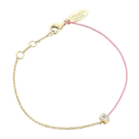 Bracelet I.Ma.Gi.N Jewels Br Emerald Duo Rose Or Jaune