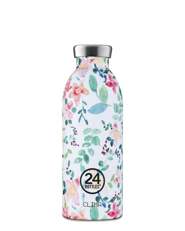 Bouteille réutilisable 24Bottles Clima Bottle Little Buds 500ml - PRECIOVS