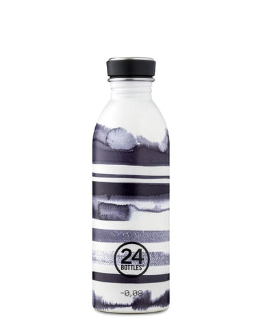 Bouteille réutilisable 24Bottles Urban Bottle Stripes 500ml