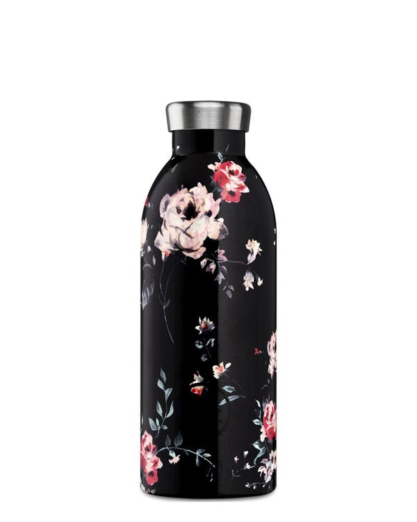 Bouteille réutilisable 24Bottles Clima Bottle Ebony Rose 500ml - PRECIOVS