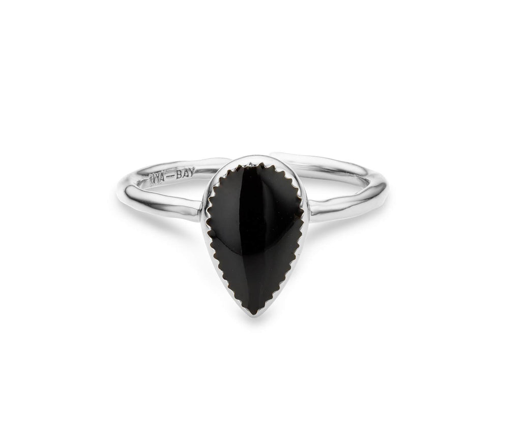 Bague MYA BAY Bangaram - Black BA-121.S