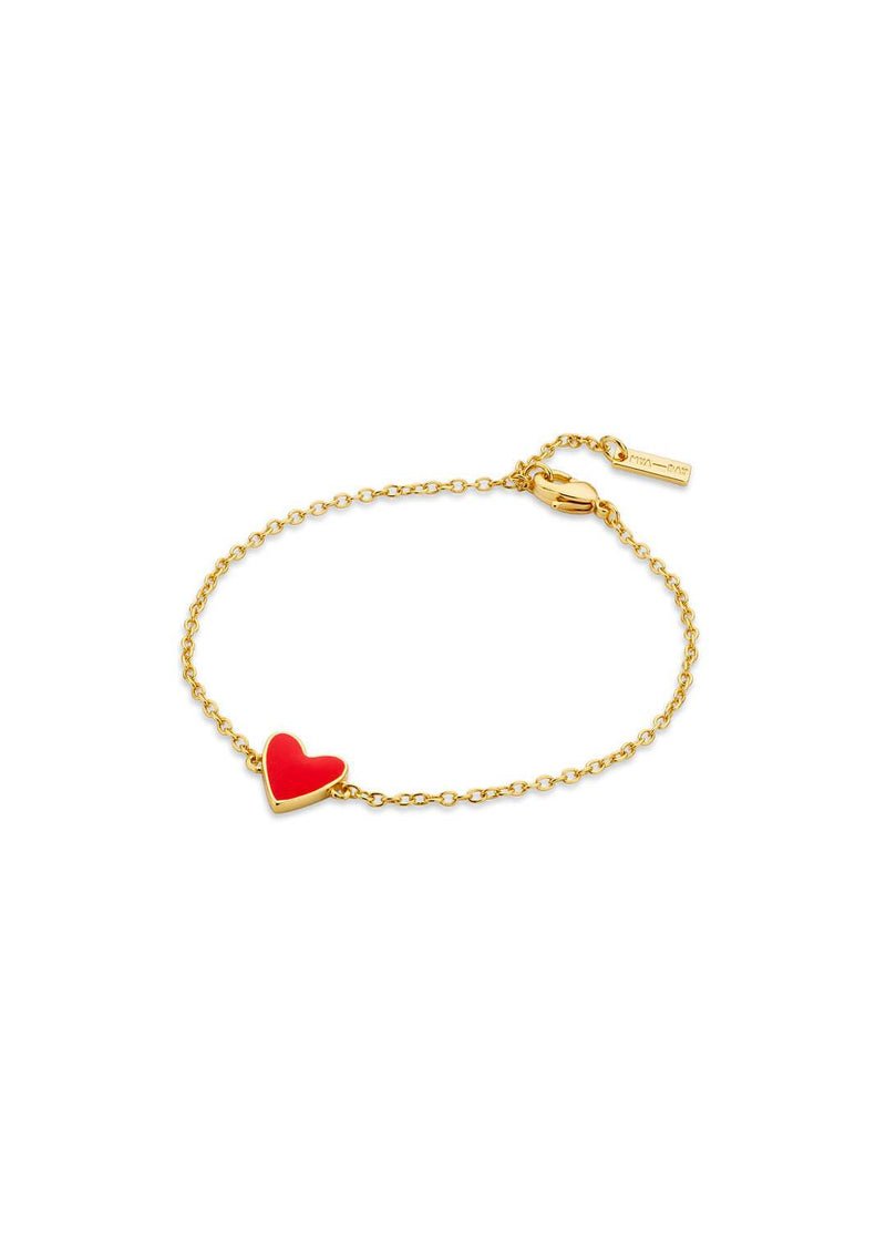 Bracelet MYA BAY Red Heart BR-132.G - PRECIOVS