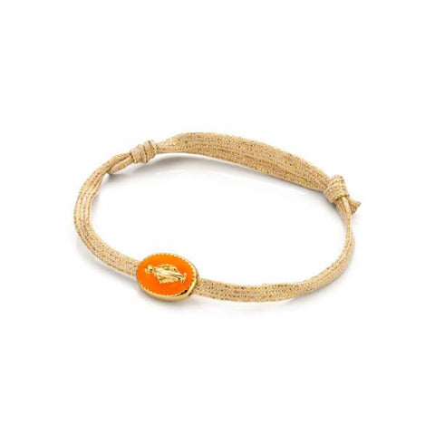 Bracelet MYA BAY Madonna - Orange fluo BR-74