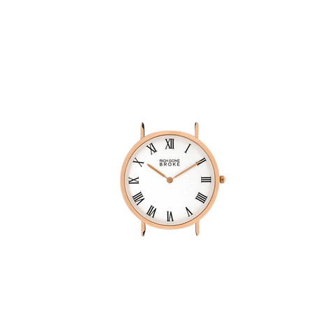 Boîtier de montre RICH GONE BROKE Baby Rose Gold Marcel - PRECIOVS
