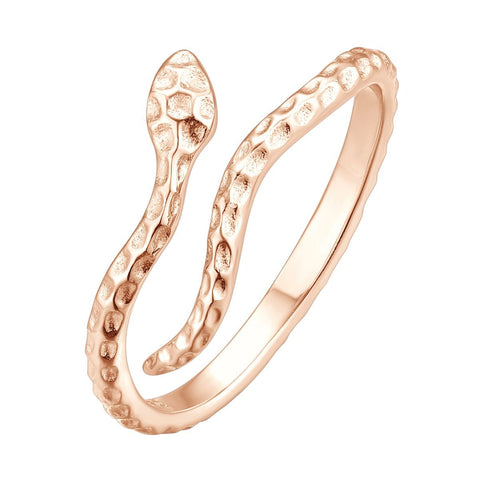Bague I.Ma.Gi.N Jewels Ba snake Rose Gold