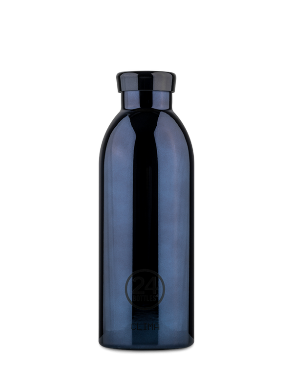 Bouteille réutilisable 24Bottles Clima Bottle Black Radiance 500ml - PRECIOVS