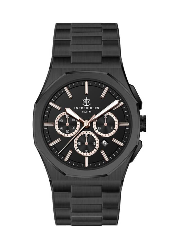 Montre homme NY Incredibles Bleecker - PRECIOVS