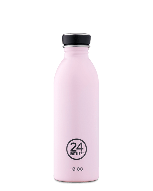 Bouteille réutilisable 24Bottles Urban Bottle Candy Pink 500ml