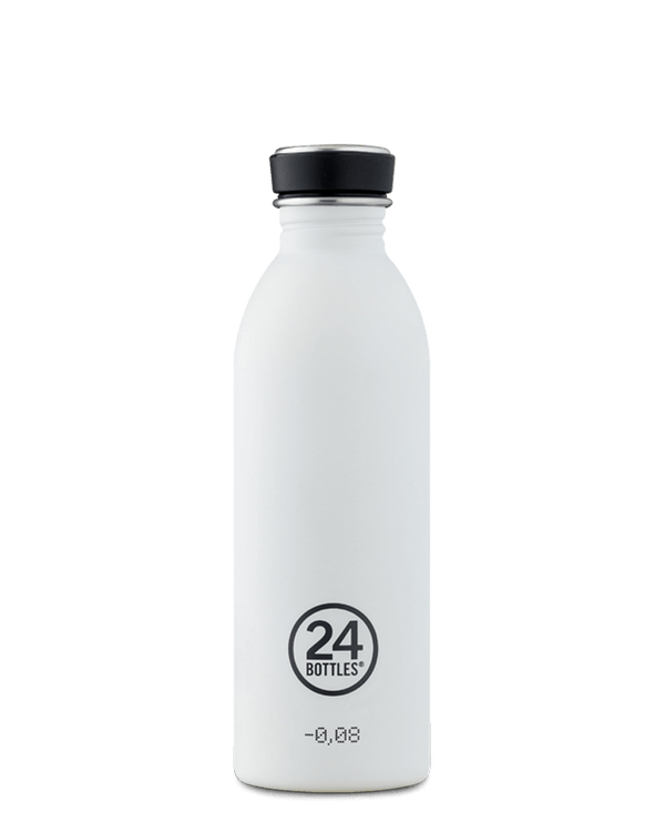 Bouteille réutilisable 24Bottles Urban Bottle Ice White 500ml