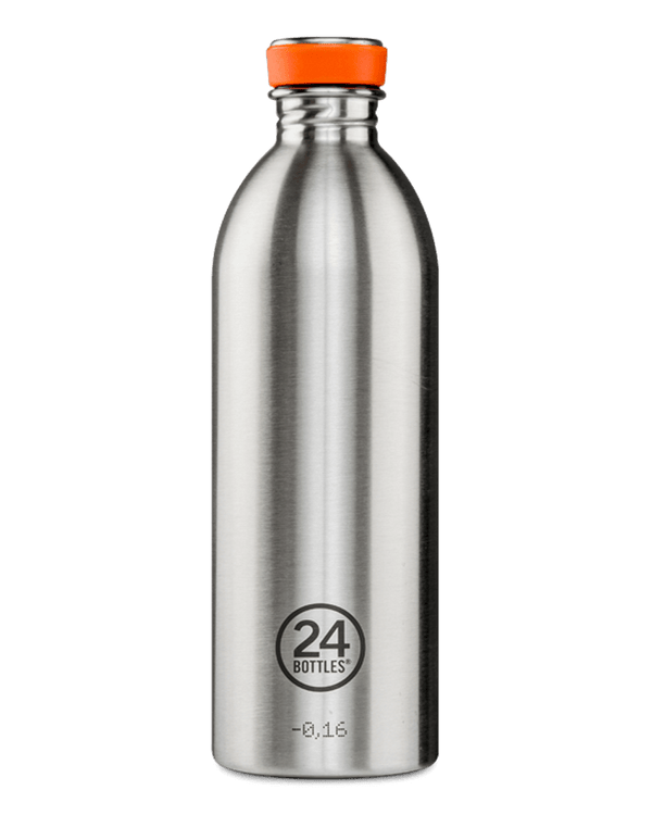 Bouteille réutilisable 24Bottles Urban Bottle Steel 1000ml - PRECIOVS