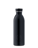 Bouteille réutilisable 24Bottles Urban Bottle Tuxedo Black 500ml - PRECIOVS