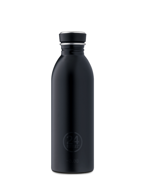 Bouteille réutilisable 24Bottles Urban Bottle Tuxedo Black 500ml