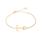 Bracelet Paul Hewitt Anchor Spirit Plaqué or 18 carats - PRECIOVS