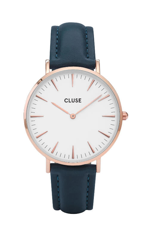 Montre - CLUSE - La Bohème Rose Gold White CL18016 - PRECIOVS