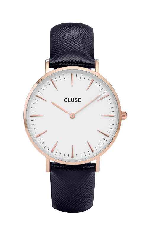Montre Cluse La Bohème Rose Gold White/Midnight CL18029 - PRECIOVS