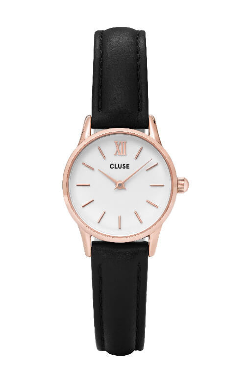 Montre CLUSE La Vedette Rose Gold White/Black CL50008