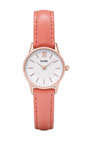 Montre CLUSE La Vedette Rose Gold White/Hazelnut CL50025