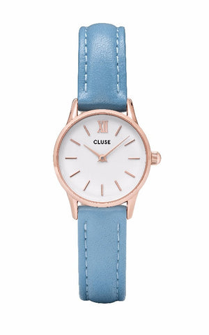 Montre CLUSE La Vedette Rose Gold White/Flamingo CL50026
