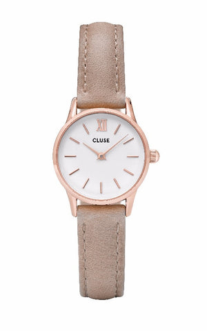 Montre CLUSE La Vedette Rose Gold White/Retro Blue CL50027