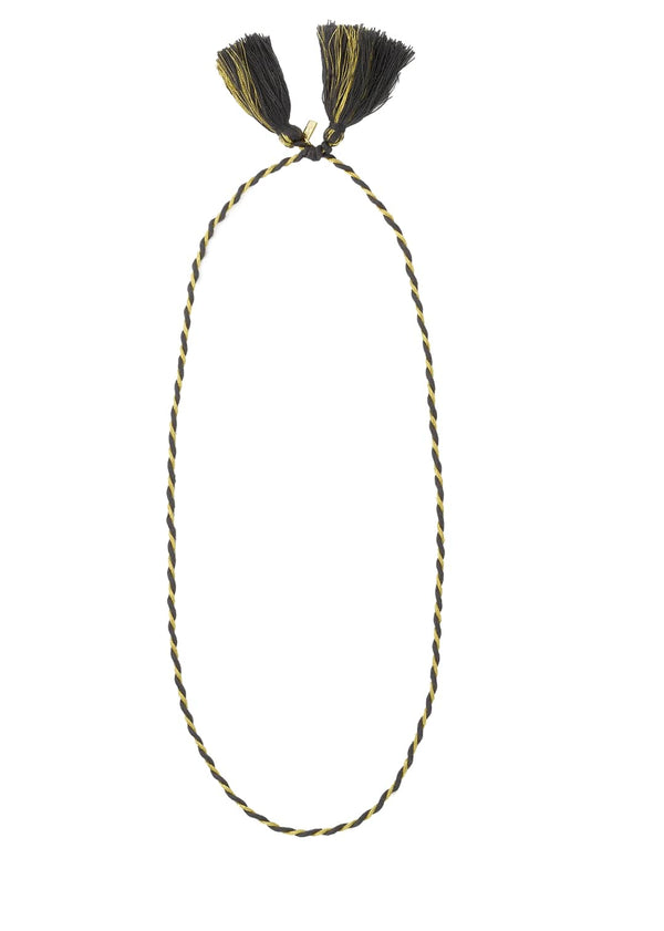 Collier MYA BAY Rodeo Drive Gris/Or CO-109.G - PRECIOVS