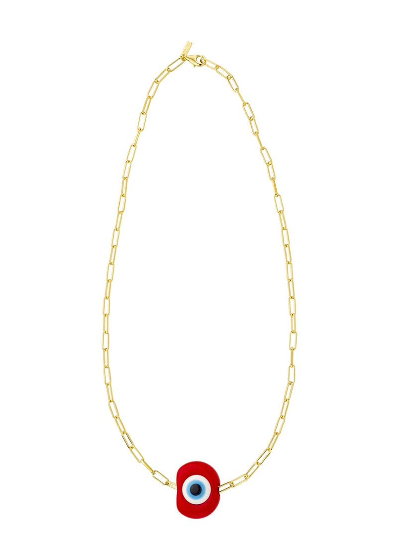 Collier MYA BAY Red Eye Venice CO-133-G - PRECIOVS