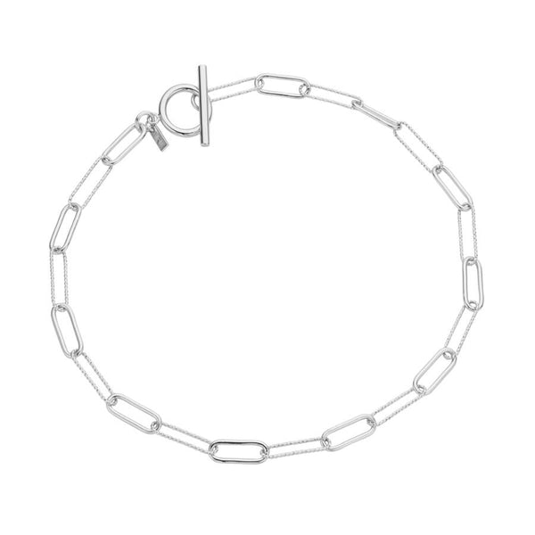 Collier MYA BAY PIMP Argent Bel air CO-92.S - PRECIOVS