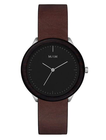 Montre MAM Originals Dark Ebony Cooper