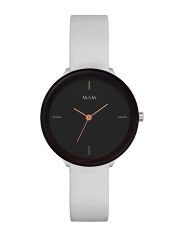 Montre MAM Originals Dark Ebony Grey