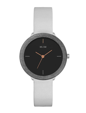 Montre MAM Originals Dark Maple Grey