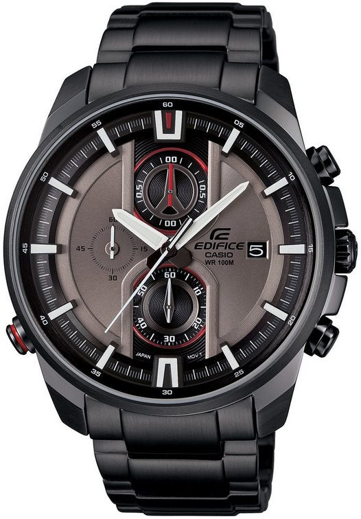 Montre Casio Edifice EFR-533BK-8AVUEF - PRECIOVS