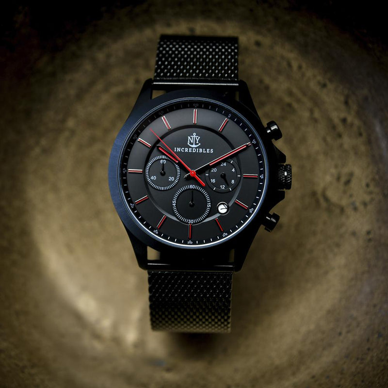 Montre homme NY Incredibles Franklin - PRECIOVS
