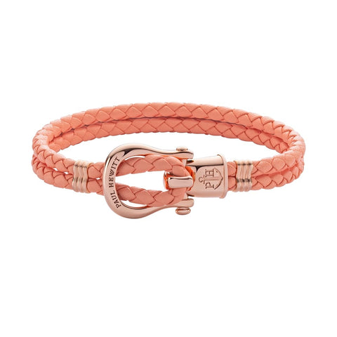 Bracelet Paul Hewitt Ancre PHINITY Or Rosé Apricot