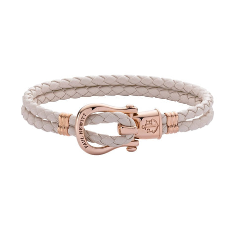 Bracelet Paul Hewitt Ancre PHINITY Or Rosé Cherry Blossom