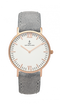 Montre Kapten & Son Grey Vintage Leather