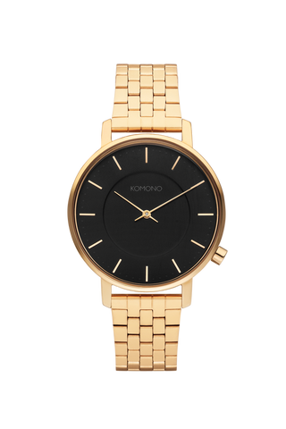 Montre Komono Harlow Estate Gold