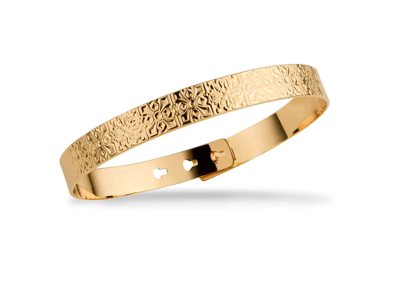 Bracelet MYA BAY Carreau ciment JL-16.G - PRECIOVS
