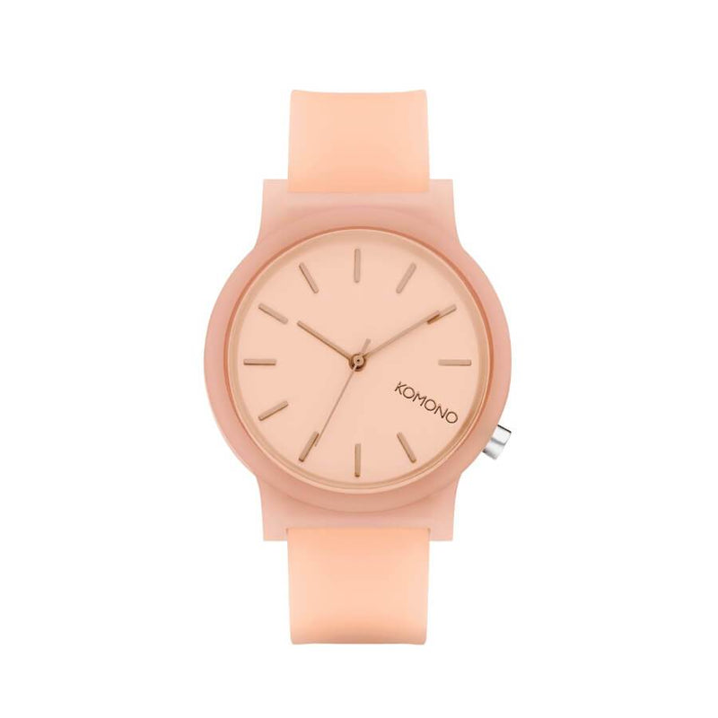 Montre KOMONO The Mono Blush Glow - PRECIOVS