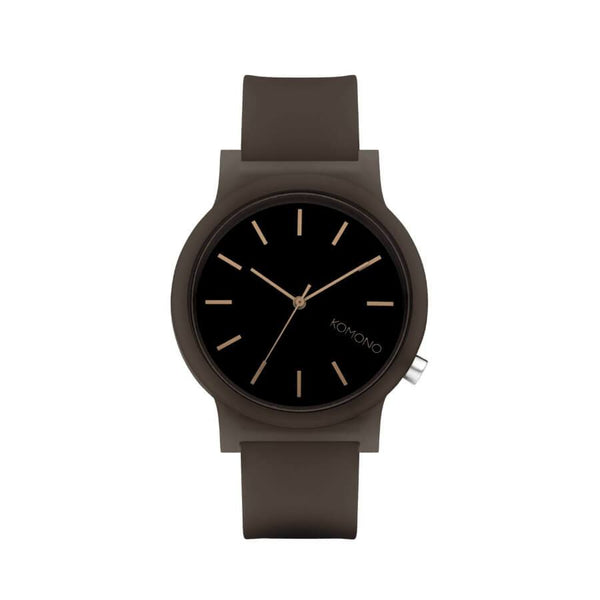 Montre KOMONO The Mono Black Glow - PRECIOVS
