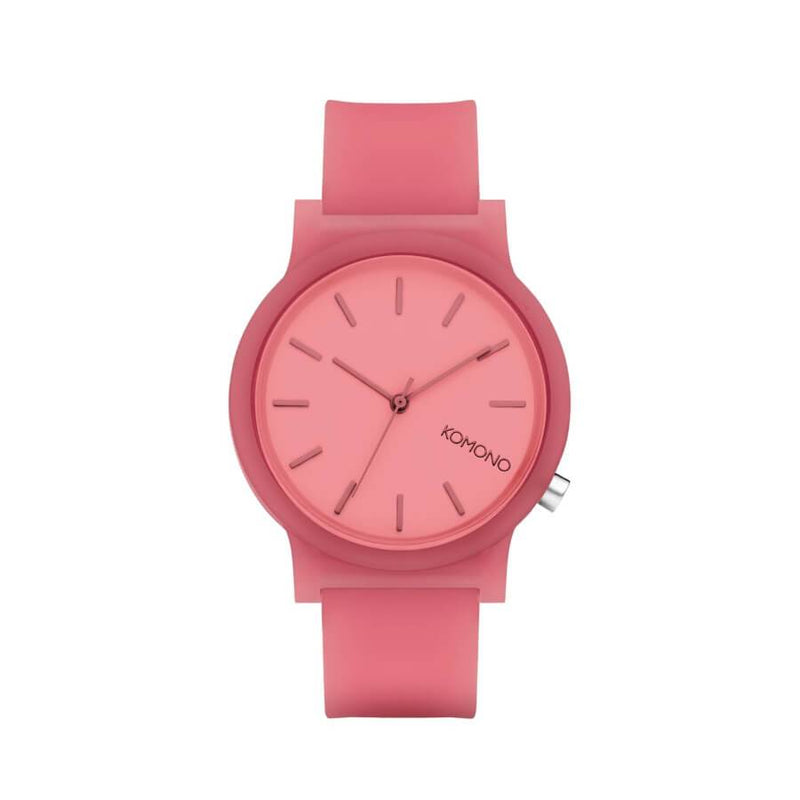 Montre KOMONO The Mono Berry Glow - PRECIOVS
