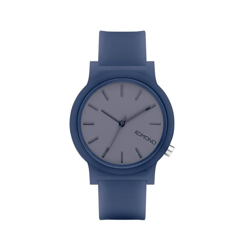 Montre KOMONO The Mono Navy Glow - PRECIOVS
