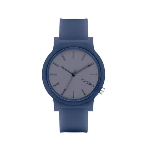 Montre KOMONO The Mono Navy Glow