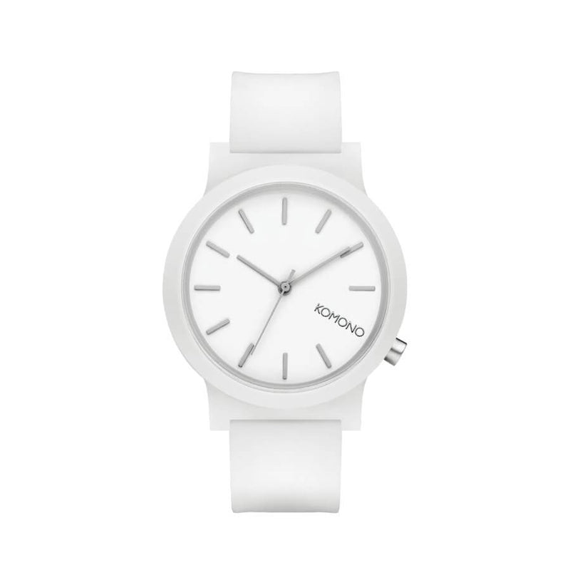 Montre KOMONO The Mono White Glow - PRECIOVS