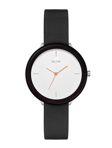 Montre MAM Originals Light Ebony Night