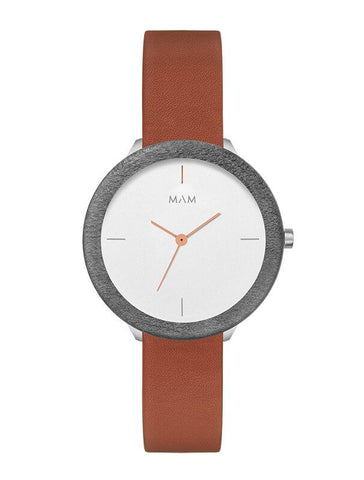 Montre MAM Originals Light Maple Fauve