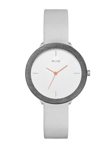 Montre MAM Originals Light Maple Grey