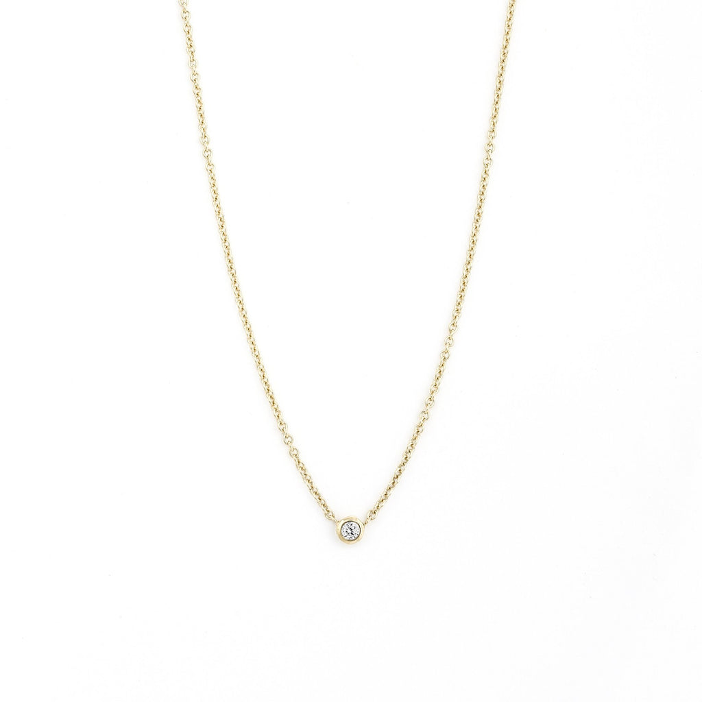 Collier I.Ma.Gi.N Jewels June Diamond Or Jaune